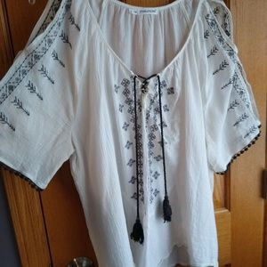Maurice's 2x blouse